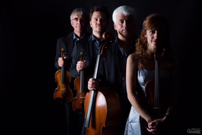 Journées du patrimoine 2020 - Quatuor à cordes