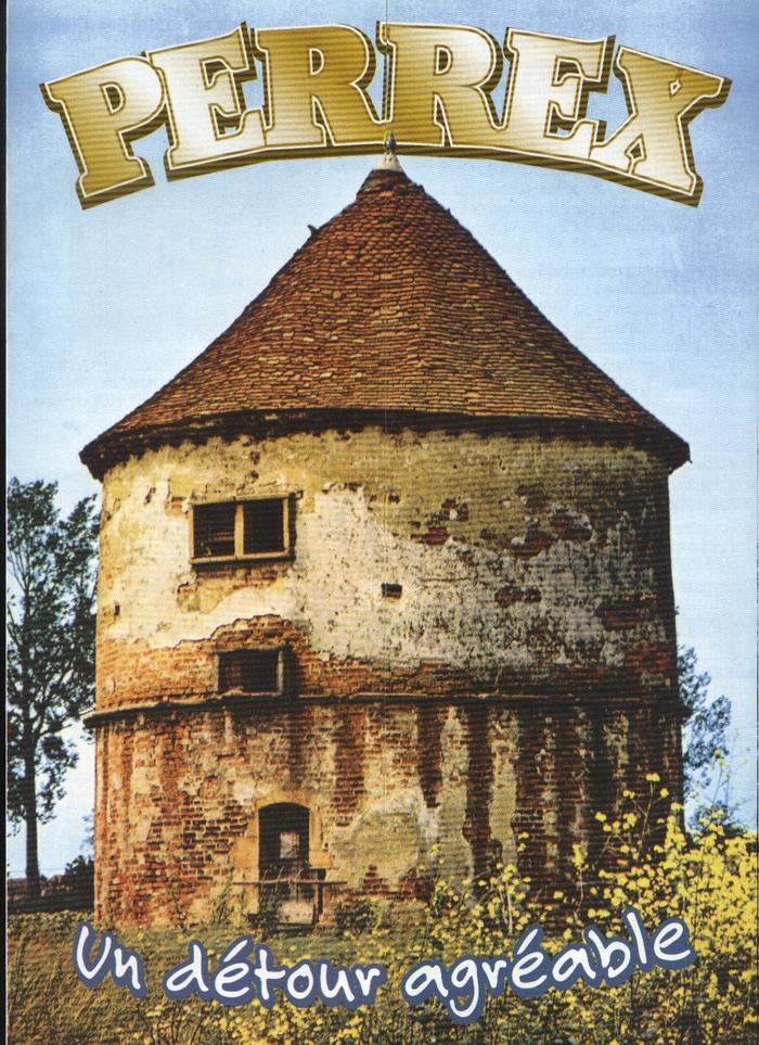 Journées du patrimoine 2020 - Visite guidée par l'association Patrimoine de Perrex