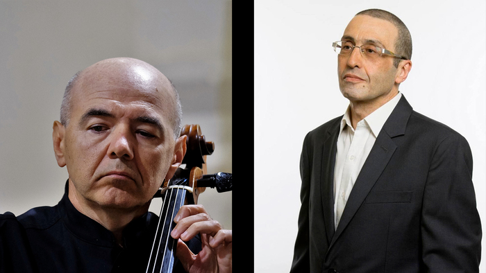 Alexandre Dmitriev (violoncelle) et Alexander Paley (piano)
