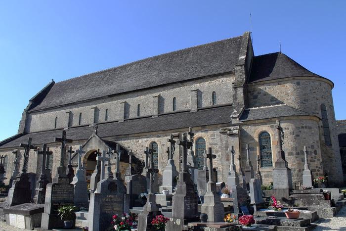 Journées du patrimoine 2019 - Visite libre de l'Abbatiale de Daoulas