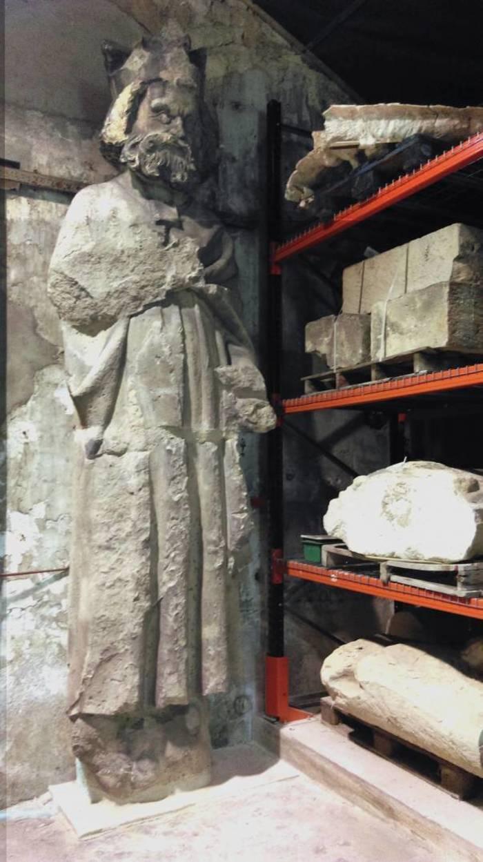 Journées du patrimoine 2019 - Les guides vous racontent... le dépôt lapidaire