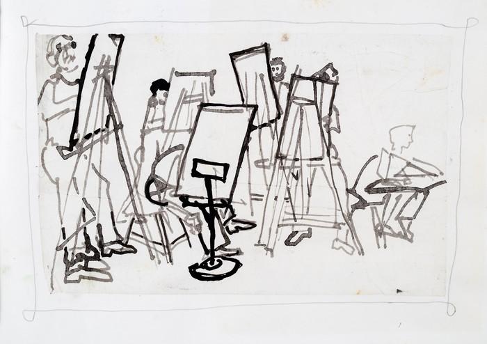 Journées du patrimoine 2019 - Visite atelier autour du portrait-autoportrait