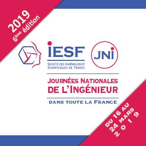 Journées Nationales de l'Ingénieur 2019 - Les ingénieurs en évolution : entre diversité et innovation