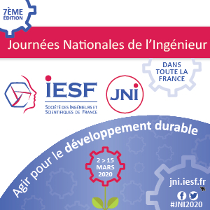 Journées Nationales de l'Ingénieur 2020