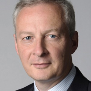 Agenda de Bruno Le Maire, Ministre de l'Economie et des Finances