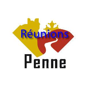 Mairie de Penne - Réunions