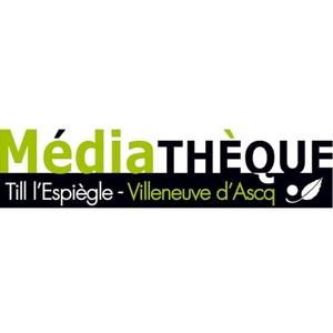 Médiathèque de Villeneuve d'Ascq