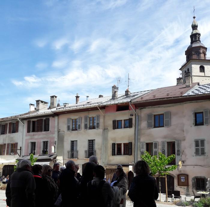 Journées du patrimoine 2020 - Visite guidée de la cité médiévale de Conflans