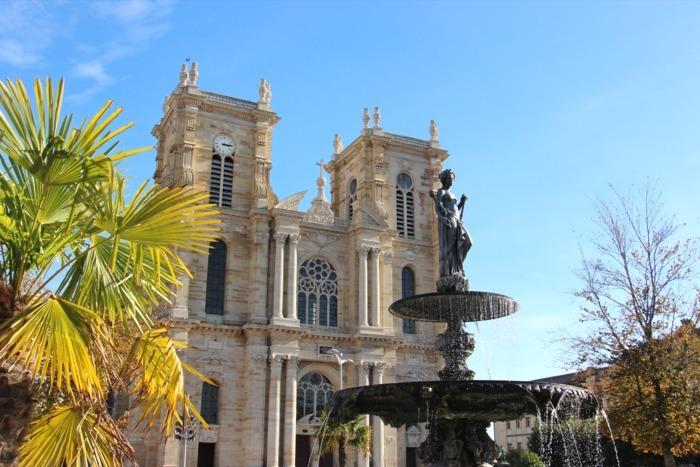 Journées du patrimoine 2019 - Accès en haut de la Tour Sud de la Collégiale Notre Dame de l'Assomption