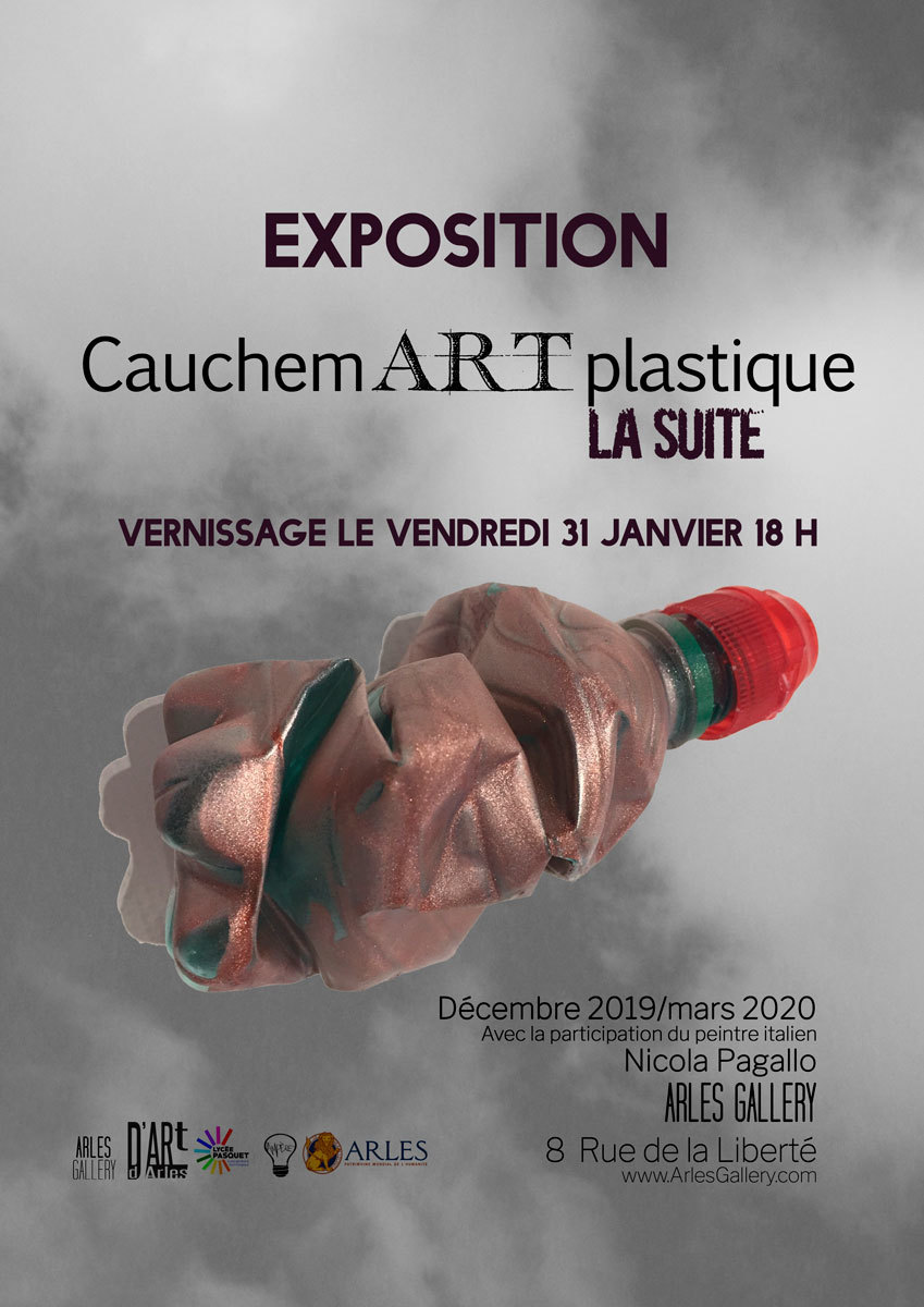 Anne Eliayan et Christian Pic / Exposition photographique , peintures et œuvres plasticiennes