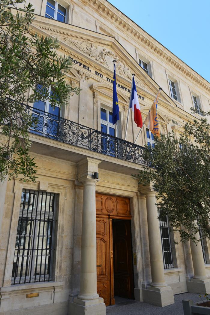 Journées du patrimoine 2019 - L'hôtel du Département de Vaucluse ouvre ses portes