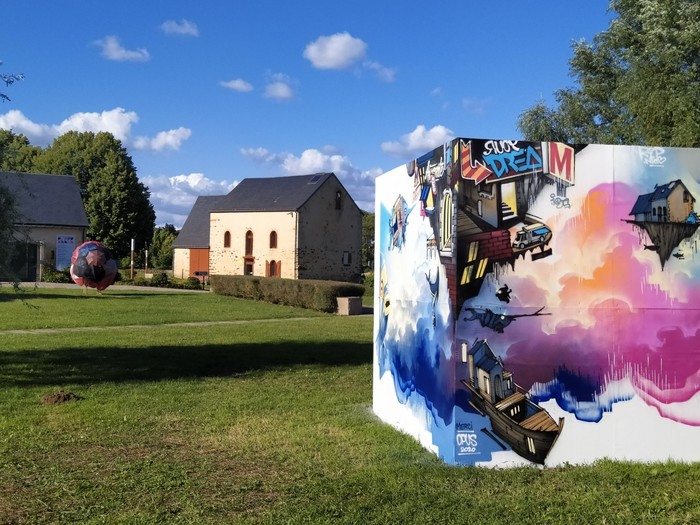 Journées du patrimoine 2020 - Visite commentée de l'île MoulinSart