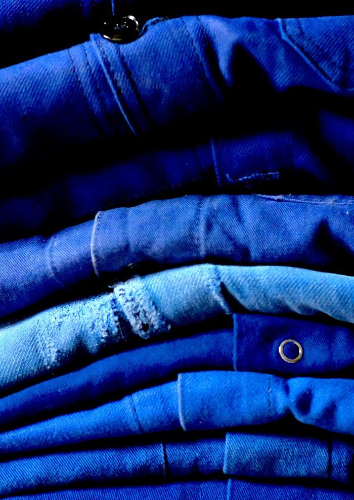 Journées du patrimoine 2020 - Annulé | Atelier de customisation de bleu de travail