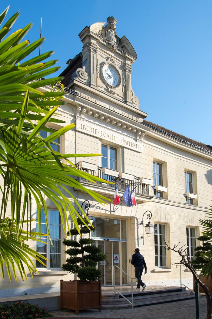Journées du patrimoine 2020 - Visite libre de l'Hôtel de Ville