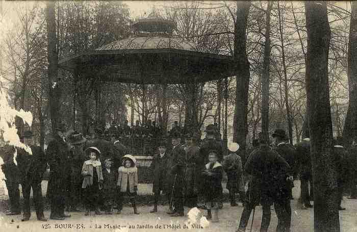 Journées du patrimoine 2019 - Visite du jardin de l'Archevêché et kiosque à musique