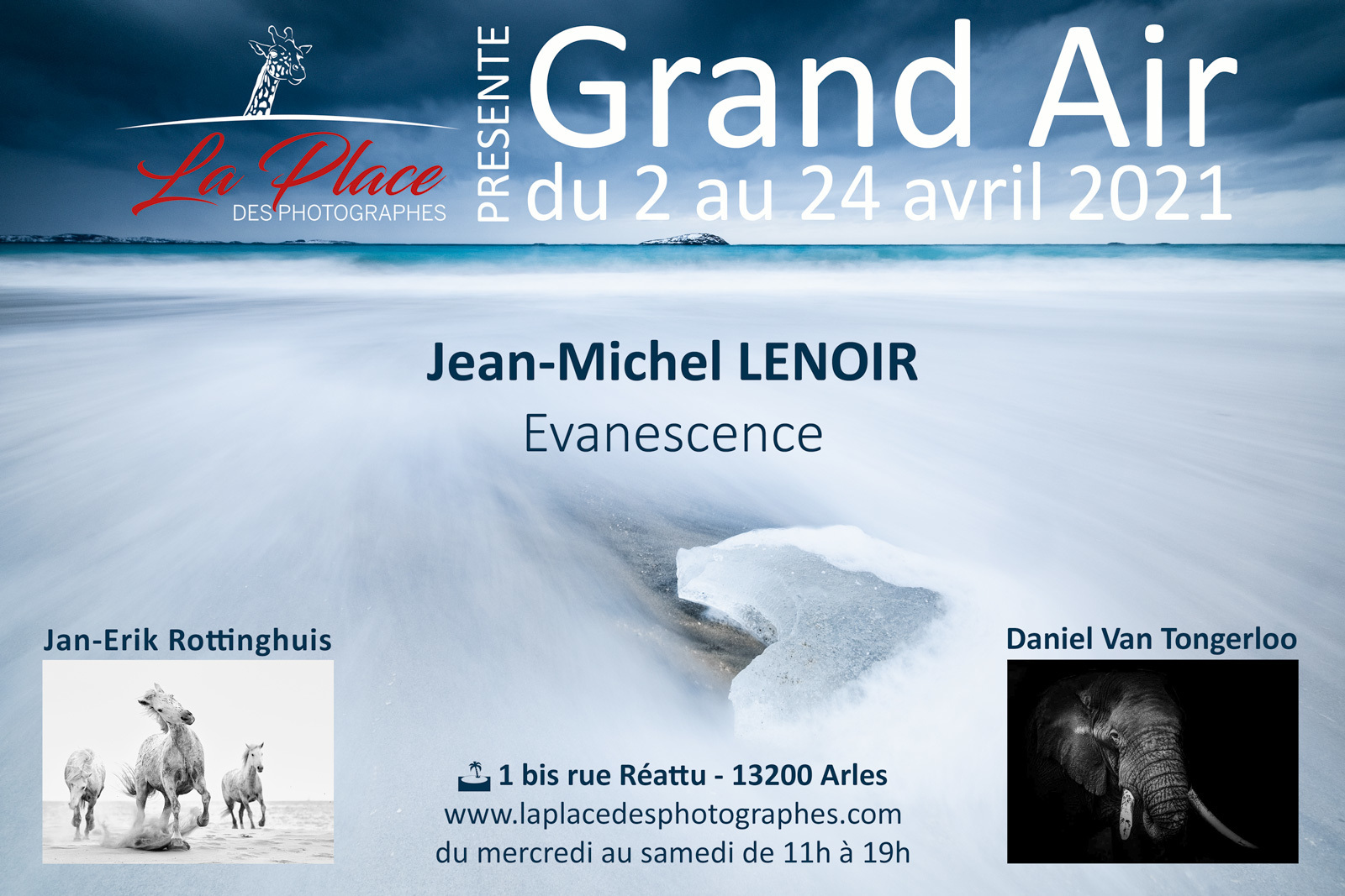 "La Place des photographes se met en mode ""Grand Air"""