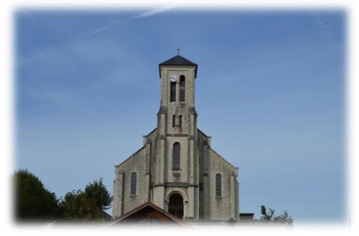 Journées du patrimoine 2019 - Visite de l'église et du clocher