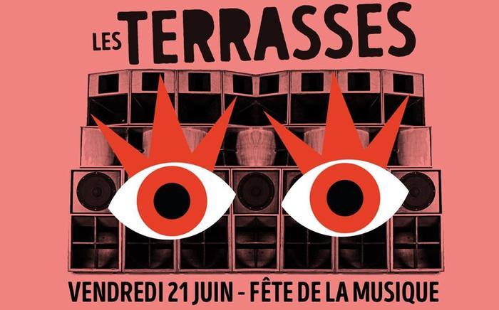 Fête de la musique 2019 - L'atelier invite 7 Dj pour célébrer la musique