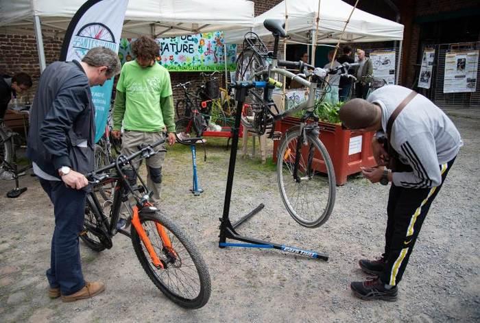Atelier d'aide aux réglages et petites réparations vélo