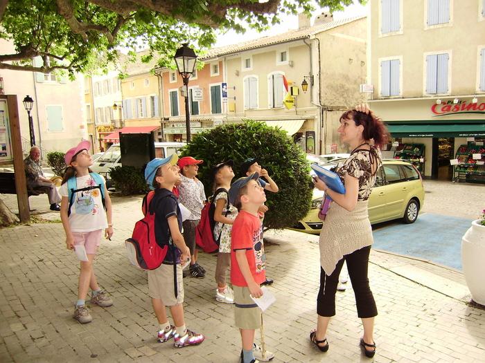 Journées du patrimoine 2020 - Parcours d'orientation Viale de Dieulefit (centre ancien)