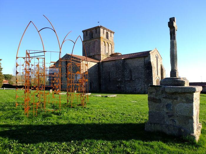 Journées du patrimoine 2020 - Eglise Notre-Dame du Vieux-Pouzauges