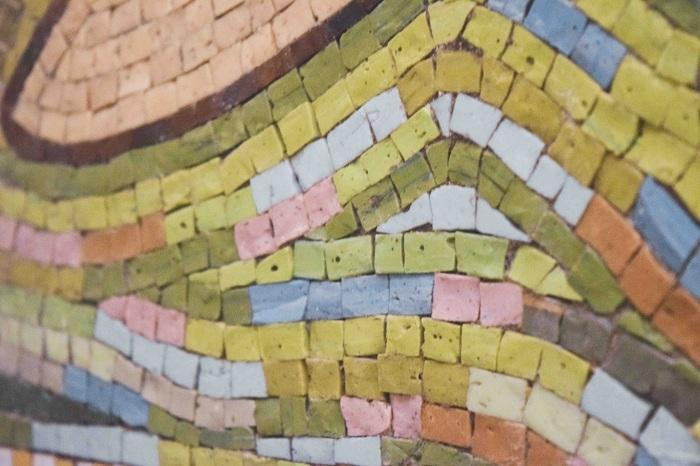 Journées du patrimoine 2019 - Visite mosaïques entre Lugdunum - Musée et Théâtres romains et l'Antiquaille Eccly