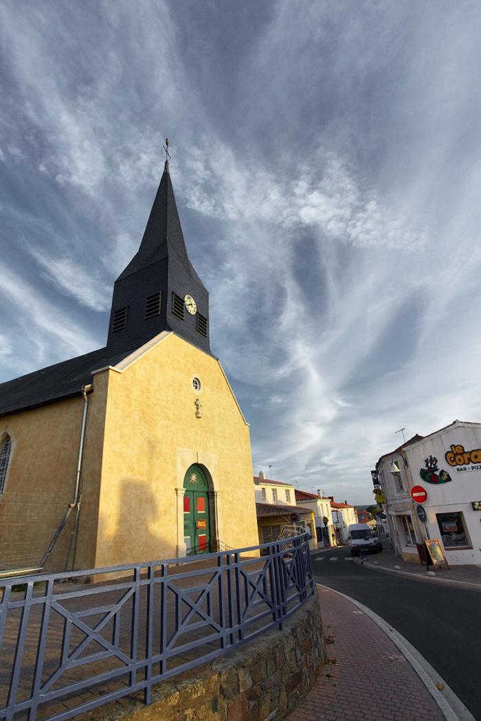 Journées du patrimoine 2019 - Visite libre de l'Eglise St Martin de Brem