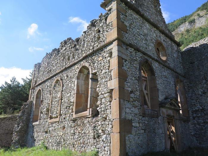 Journées du patrimoine 2019 - Visite guidée du château de Lesdiguières au Glaizil