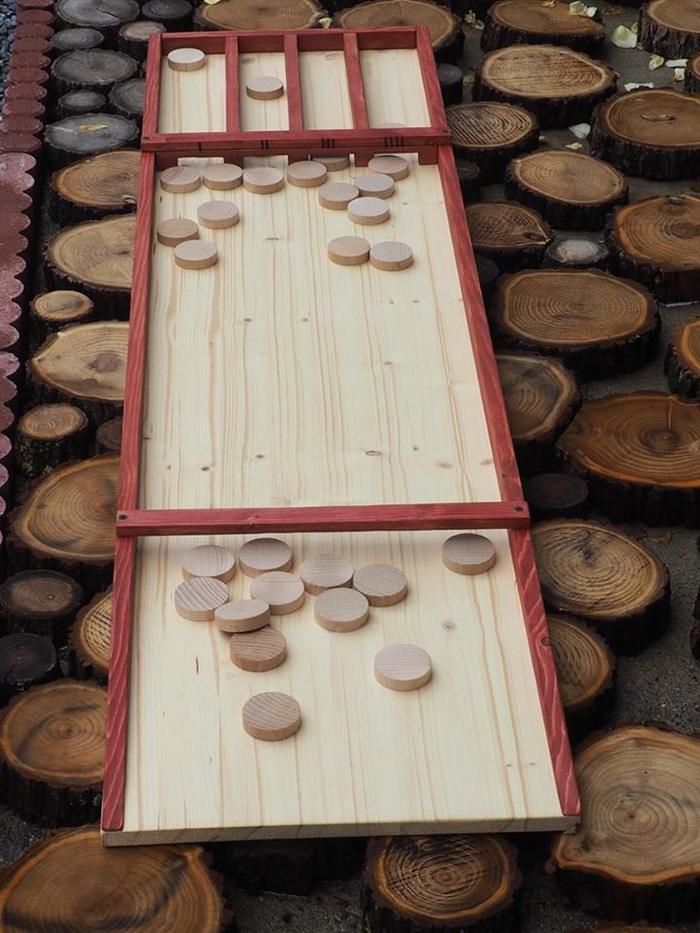 Journées du patrimoine 2019 - Jeux traditionnels en bois