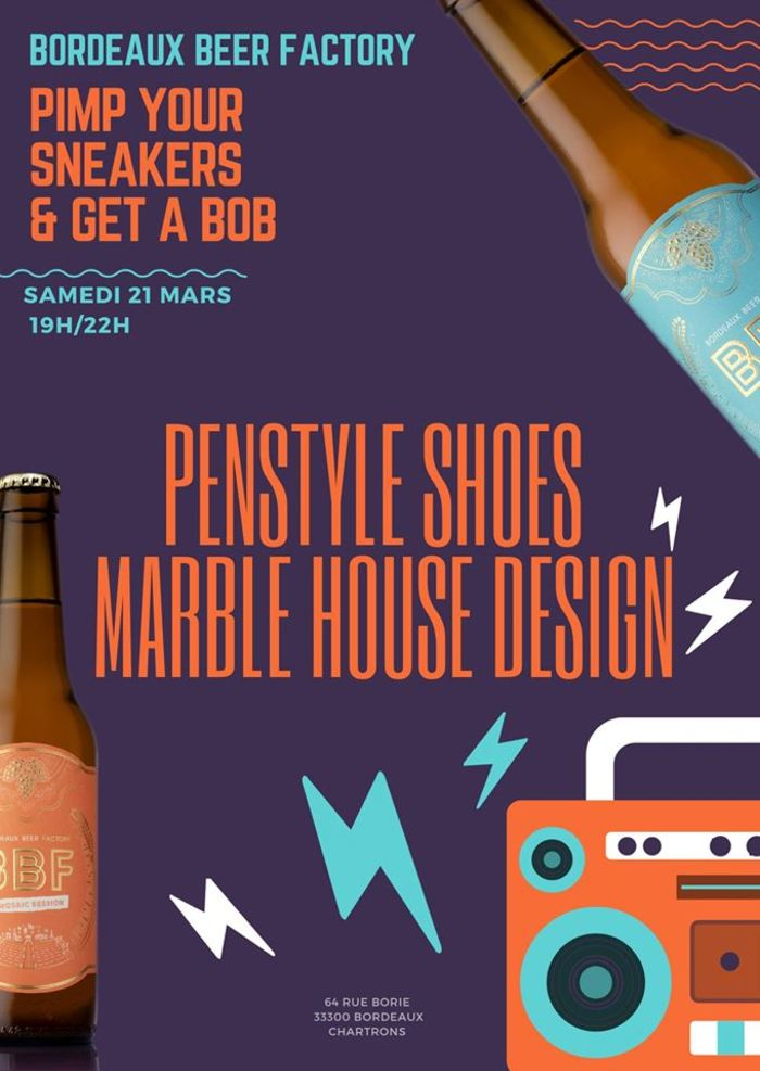 Pimp Your Sneakers & Get A Bob