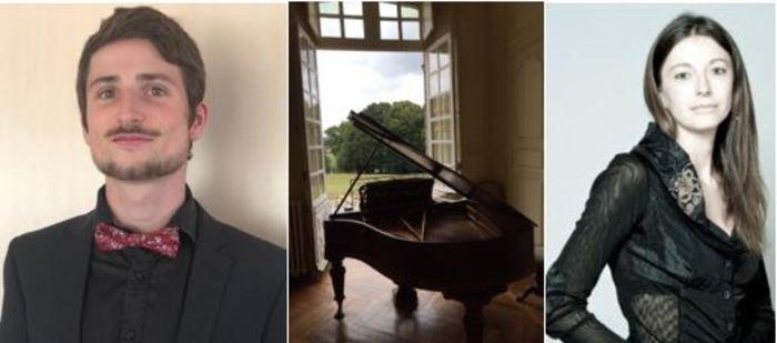 Journées du patrimoine 2020 - 3 concerts, dimanche 20 au Château de la Houssaye