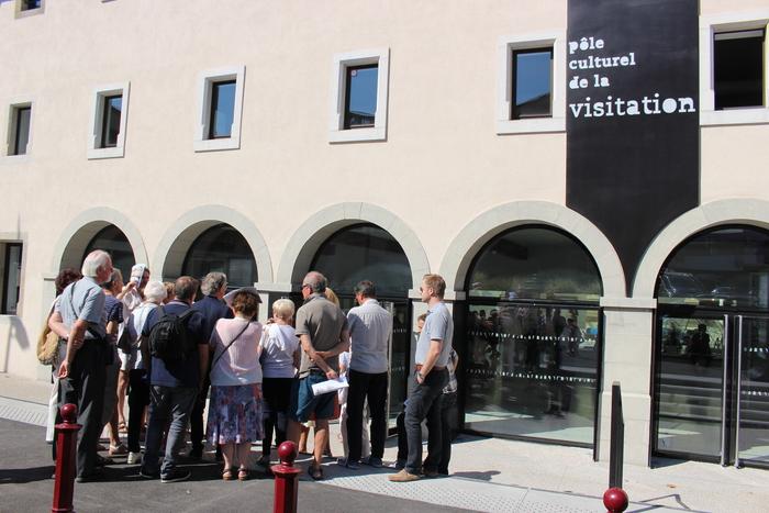 Journées du patrimoine 2019 - Visite architecturale