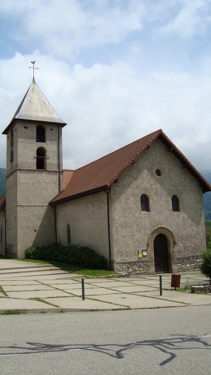 Journées du patrimoine 2019 - Visite de l'église de Pinet d'Uriage