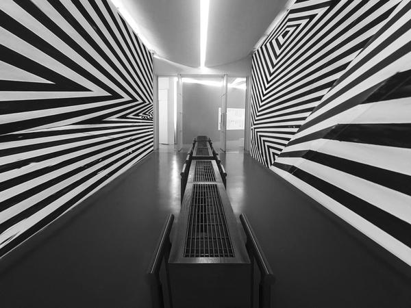 Nuit des musées 2019 -« Les marches du couloir » par le Collectif 6.5