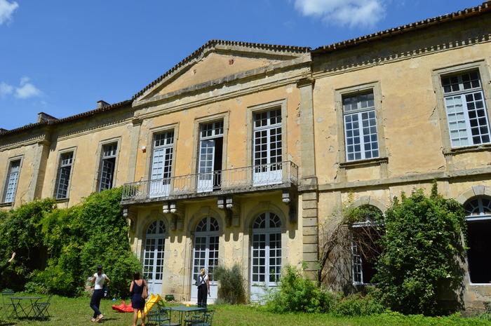 Journées du patrimoine 2019 - Villeneuve/Lot, château de Lamothe, visite libre du château et du parc