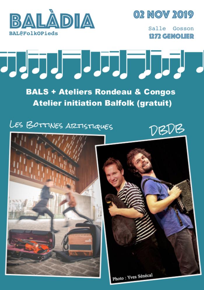 Balàdia : stage + bal
