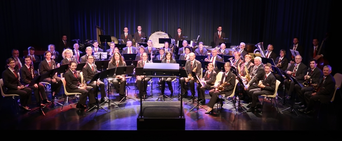 Fête de la musique 2019 - L'Orchestre d'Harmonie de Gonneville-La-Mallet et la Classe d'Orchestre de l'école de musique