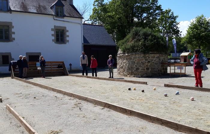 Journées du patrimoine 2019 - Festival de Jeux Bretons au Louarnig Park