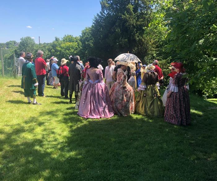 Journées du patrimoine 2019 - Balades en costumes d'époque au domaine de Méréville