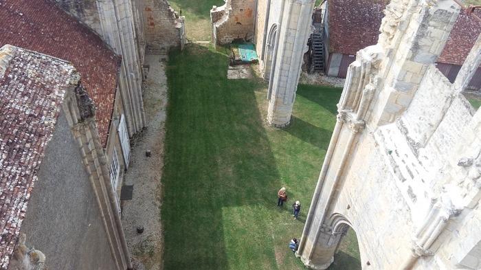 Journées du patrimoine 2020 - Abbaye Notre-Dame de l'Épeau