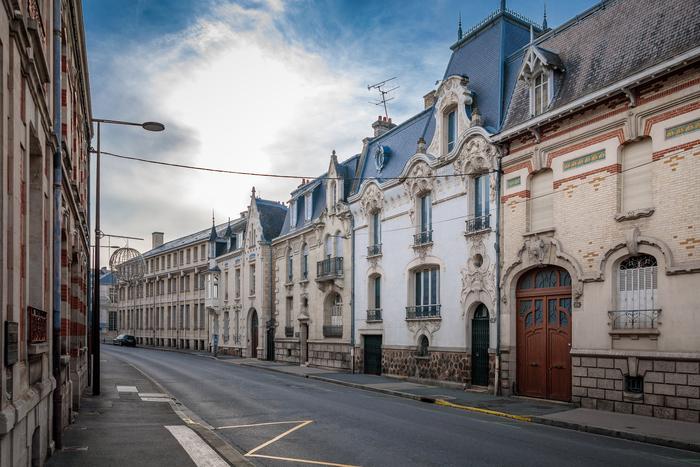 Journées du patrimoine 2019 - Les guides vous racontent... l'Art Nouveau VS l'Art Déco