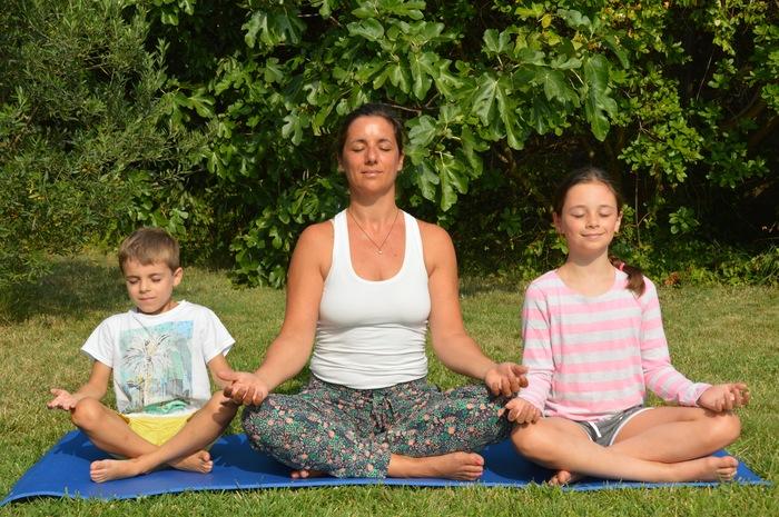 Méditation en famille : ateliers mensuels le samedi à Bordeaux