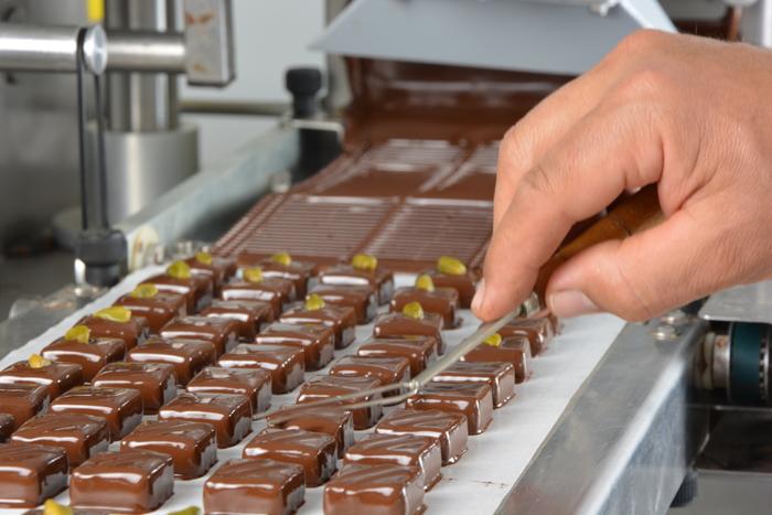 Journées du patrimoine 2020 - Visite de l'atelier d'une chocolaterie artisanale à partir de la fève de cacao.