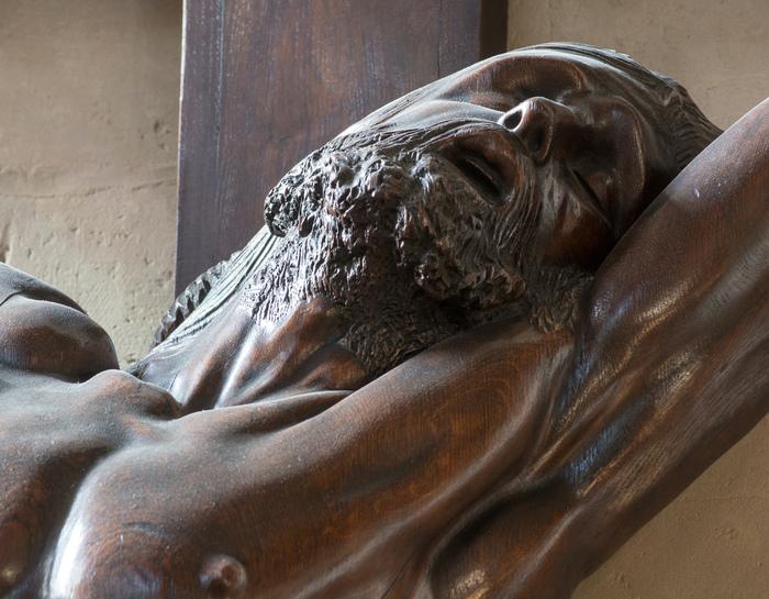 Journées du patrimoine 2020 - Visite commentée du Christ expirant d'Auguste Préault
