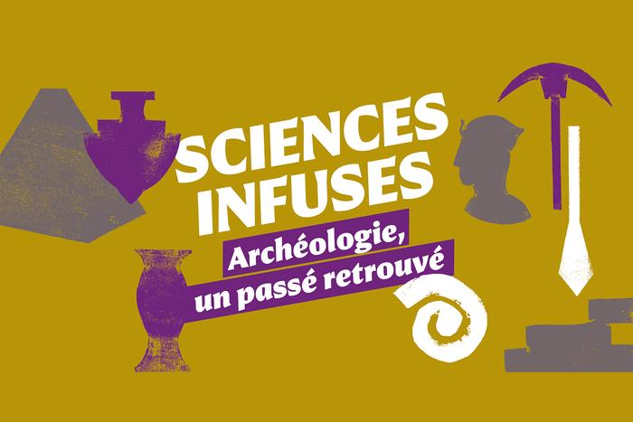 Les samedis à 15h, des lectures, des ateliers, des rencontres... Un rendez-vous pour les 7–12 ans sur le thème de l'archéologie.