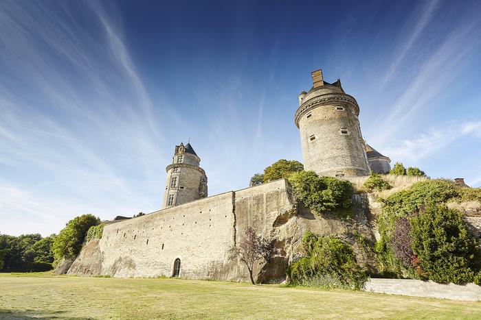 Journées du patrimoine 2019 - château Renaissance d'Apremont