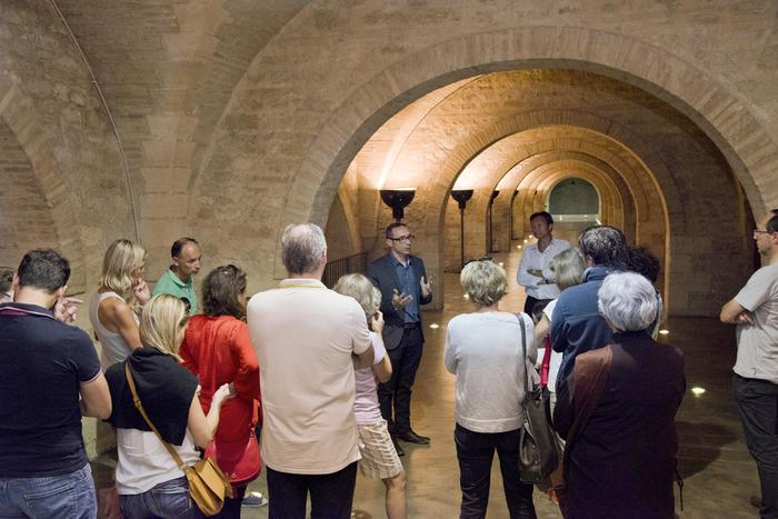 De l'entrepôt réel des denrées coloniales au CAPC – Musée d'art contemporain de Bordeaux