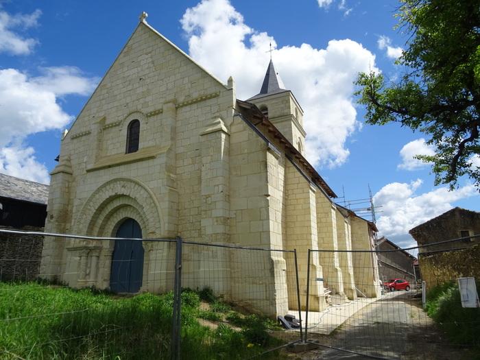 Journées du patrimoine 2019 - Visite de l'église