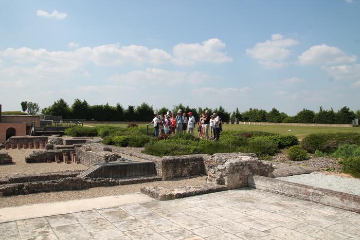 Journées du patrimoine 2020 - Visite guidée des thermes gallo-romains