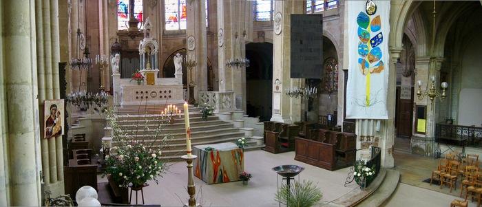 Journées du patrimoine 2020 - Visite guidée de l'église, des orgues et de la chapelle de l'Ordre du Saint-Sépulcre